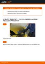 Manuell PDF för YARIS underhåll