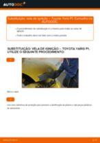 Manual de oficina para Toyota Yaris Verso