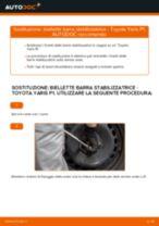 PDF manuale sulla manutenzione YARIS