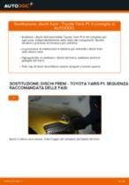 Manuale online su come cambiare Kit riparazione pinza freno Touran 1t3