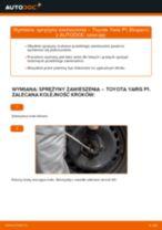 Poradnik krok po kroku w formacie PDF na temat tego, jak wymienić Cylinderek hamulcowy koła w Mazda 3 bk