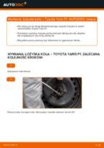 TOYOTA - napraw instrukcje z ilustracjami