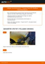 Bilmekanikers rekommendationer om att byta TOYOTA Toyota Yaris p1 1.4 D-4D (NLP10_) Lambdasond