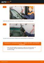 BMW X5 Wartungsanweisungen