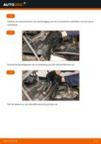 MAZDA 626 stapsgewijze handleidingen over onderhoud