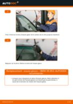 Manuel d'utilisation BMW X5 pdf