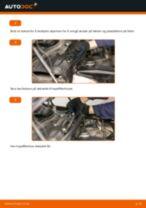 Skifte Kupefilter BMW X5: verkstedhåndbok
