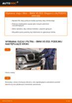 Jak wymienić oleju silnikowego i filtra w BMW X5 E53 - poradnik naprawy