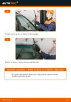 BMW Stieracia liżta predné a zadné vymeniť vlastnými rukami - online návody pdf