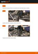Montavimo Oro filtras, keleivio vieta BMW X5 (E53) - žingsnis po žingsnio instrukcijos
