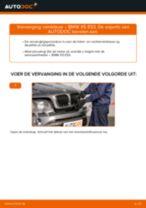 Wielnaaf achter en vóór veranderen Mazda 3 Sedan: instructie pdf