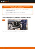 Libretto di istruzioni BMW X5