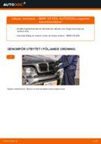 Byta bromsok fram på BMW X5 E53 – utbytesguide