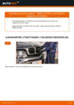 BMW 7-serie feilsøkingsmanual