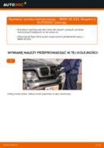 Jak wymienić zacisku hamulcowego przód w BMW X5 E53 - poradnik naprawy