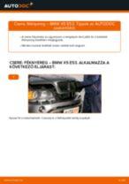 A Hengerfejtömítés cseréjének barkácsolási útmutatója a BMW 1-es sorozat-on 2020