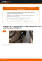 Instrukcja obsługi i naprawy BMW X5
