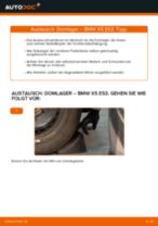 Montage Radnabe BMW X5 (E53) - Schritt für Schritt Anleitung
