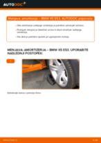 Naučite se odpraviti težave z spredaj Blazilnik BMW