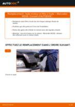 Tutoriel PDF étape par étape sur le changement de Filtre à Air sur Citroën C5 1