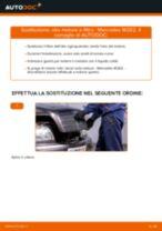 FRAM CH4797 per Classe C Sedan (W202) | PDF istruzioni di sostituzione