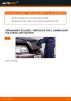 MERCEDES-BENZ C-Klasse onderhoudsboekje voor probleemoplossing