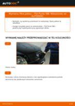 Zalecenia mechanika samochodowego dotyczącego tego, jak wymienić FIAT Fiat Punto 188 1.2 16V 80 Filtr powietrza