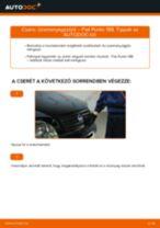 Autószerelői ajánlások - FIAT Fiat Doblo Cargo 1.3 D Multijet Üzemanyagszűrő csere