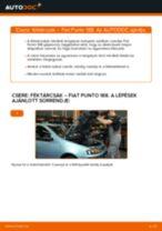 Autószerelői ajánlások - FIAT Fiat Doblo Cargo 1.3 D Multijet Féktárcsa csere