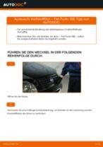 Montage Benzinfilter FIAT PUNTO (188) - Schritt für Schritt Anleitung
