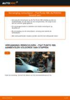 PDF handleiding voor vervanging: Schijfremmen FIAT PUNTO (188) achter en vóór