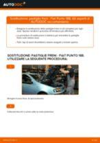 Come cambiare pastiglie freno della parte anteriore su Fiat Punto 188 diesel - Guida alla sostituzione