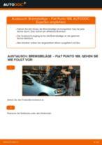Wartungsanleitung im PDF-Format für PUNTO