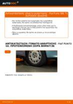 Μάθετε πώς να διορθώσετε το πρόβλημα του Σινεμπλοκ Ζαμφορ ALFA ROMEO