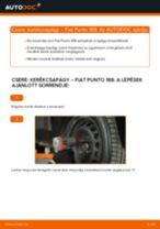 Hogyan cseréljünk első bal jobb Spirálrugó ALFA ROMEO GIULIETTA Sprint - kézikönyv online