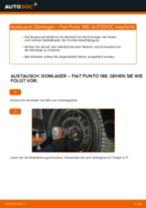Wechseln von Motorölfilter FIAT PUNTO: PDF kostenlos
