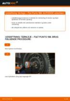 Trin-for-trin PDF-tutorial om Audi A4 B8 Fjernlygtepære skift