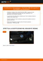 Come cambiare tamburo freno su Fiat Punto 188 diesel - Guida alla sostituzione