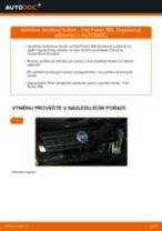 Online průvodce zdarma jak obnovit Brzdovy buben FIAT PUNTO (188)