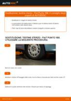 Come cambiare testine sterzo su Fiat Punto 188 diesel - Guida alla sostituzione