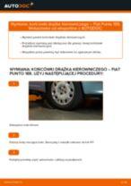 Jak wymienić Zaciski hamulcowe tylne i przednie VOLVO XC90 - instrukcje online