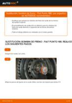 Reemplazo Bombín de freno de rueda instrucción pdf para FIAT PUNTO
