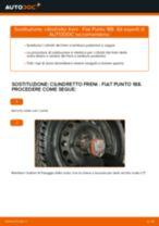 Come cambiare cilindretto freno su Fiat Punto 188 diesel - Guida alla sostituzione