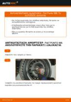 Εγχειρίδιο PDF στη συντήρηση PUNTO