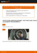 Aprender cómo solucionar el problema con Amortiguadores delanteros FIAT
