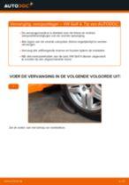 Ontdek hoe u VW Veerpootlager vóór en achter kunt oplossen