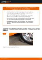 Αλλαγή Πλήμνη VW GOLF: δωρεάν pdf