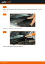 Hoe interieurfilter vervangen bij een VW Passat B5 Variant benzine – vervangingshandleiding