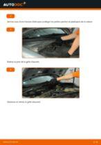 Comment changer : filtre d'habitacle sur VW Passat B5 Variant essence - Guide de remplacement