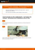 Libretto di istruzioni VW PASSAT